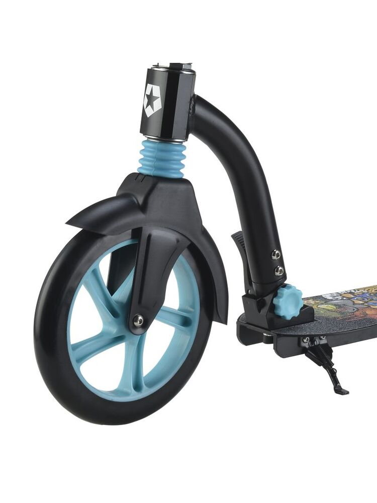 Aluminum scooter with foot 13984