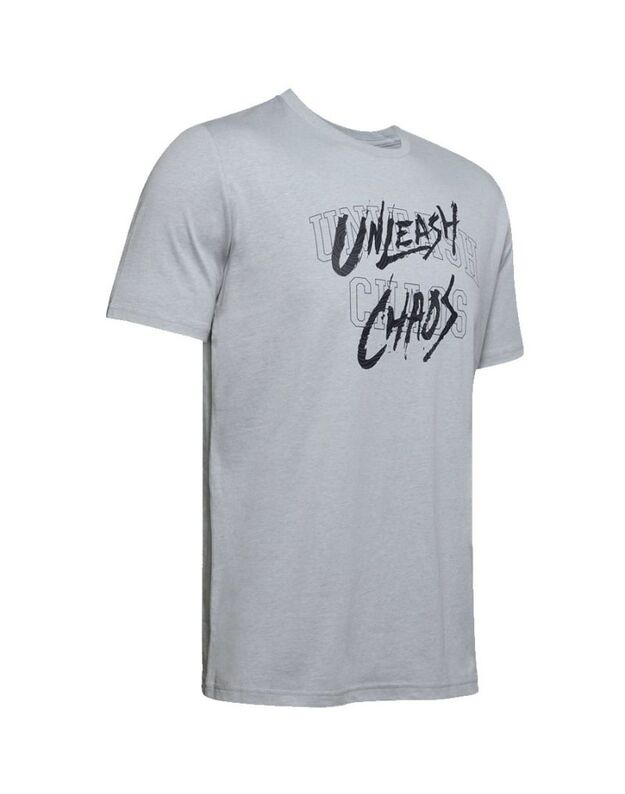 T-shirt Under Armor Baseline Tee Qrtly Mantra SS M 1351297-011